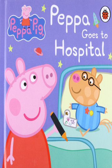 Get well presents for kids with books
