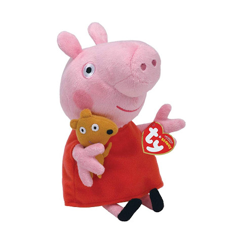 Peppa Pig gifts for children in hospital